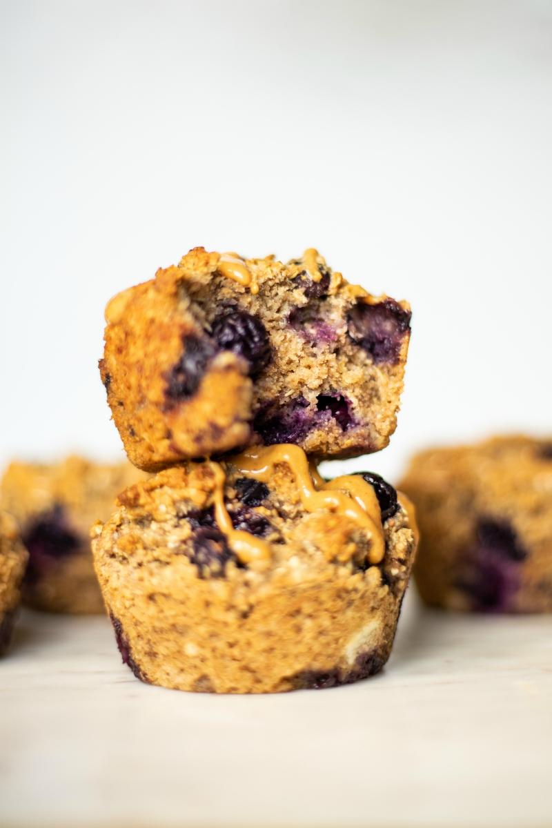 Gezonde quinoa muffins pinterest