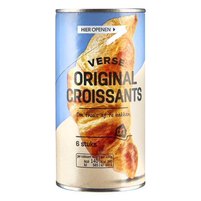 AH croissants