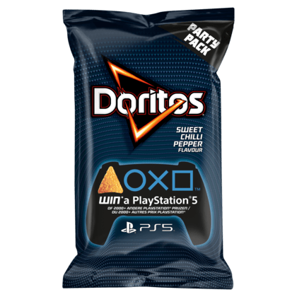 vegan doritos