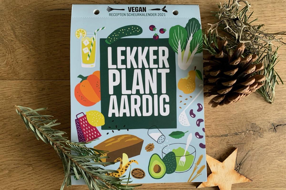 Lekker Plantaardig scheurkalender
