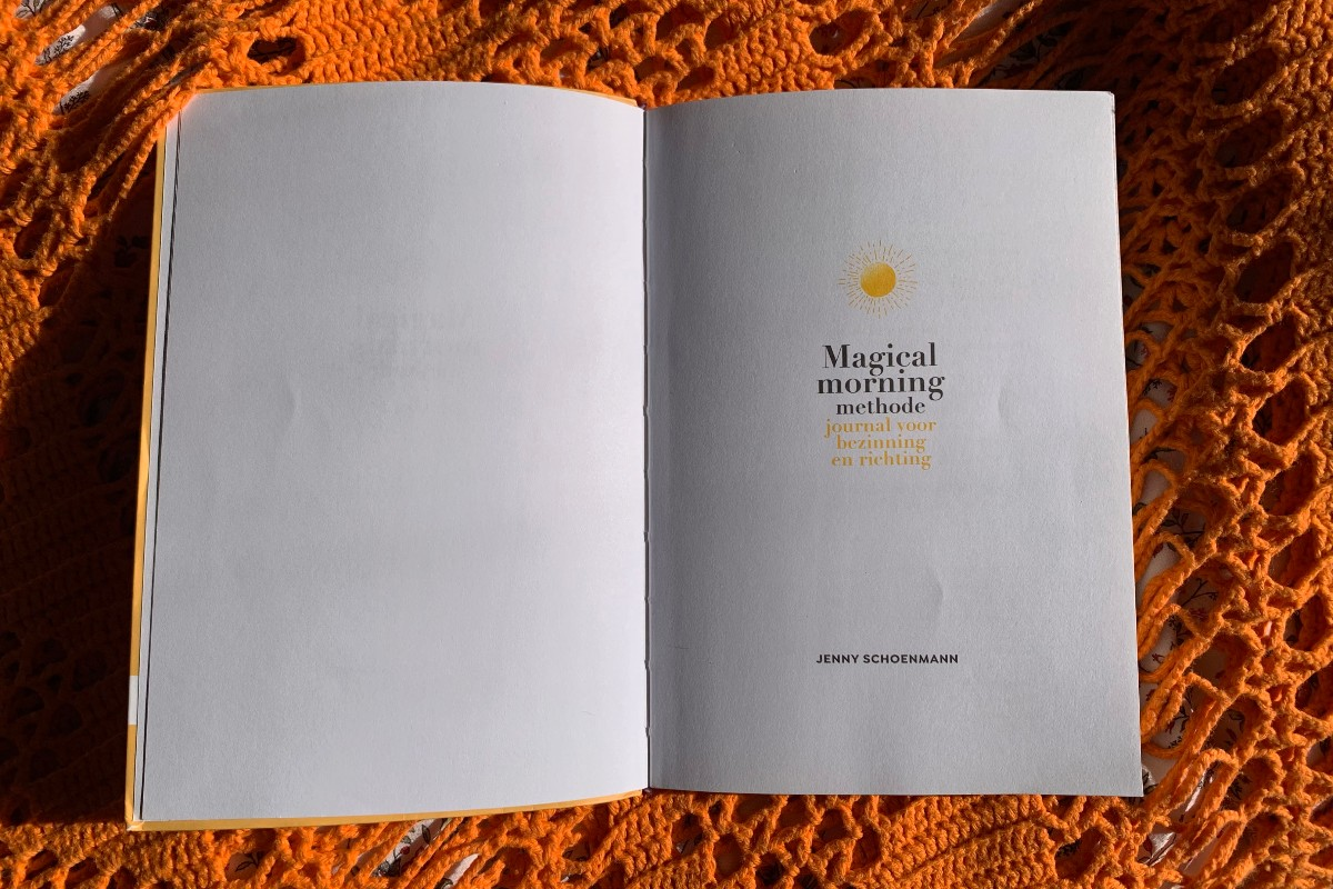 Magical Morning Routine review