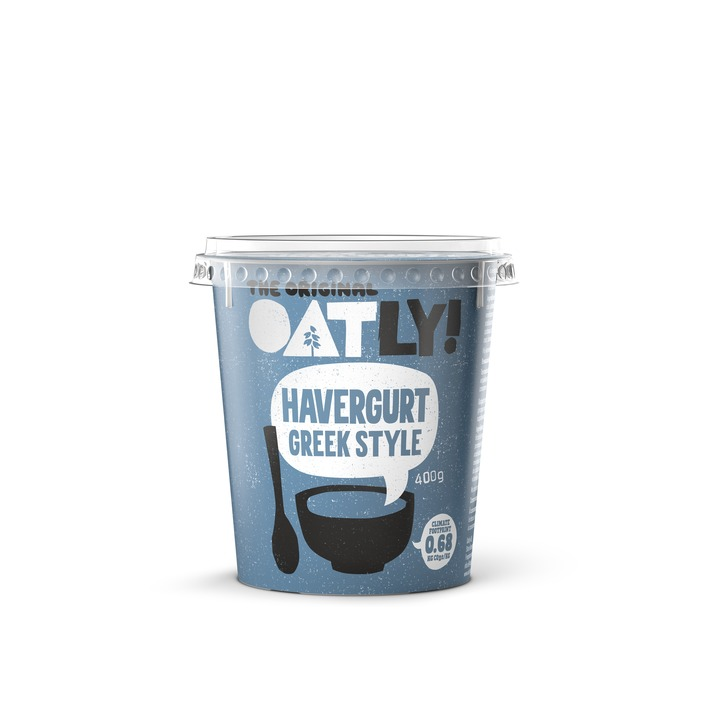 Oatly! Havergurt greek style