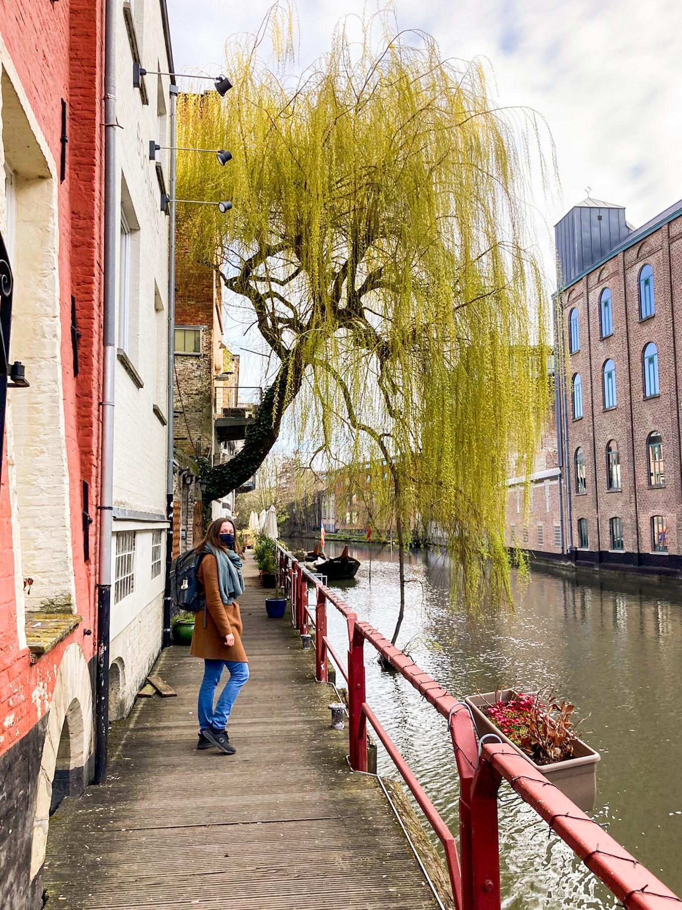 Djuli in Gent