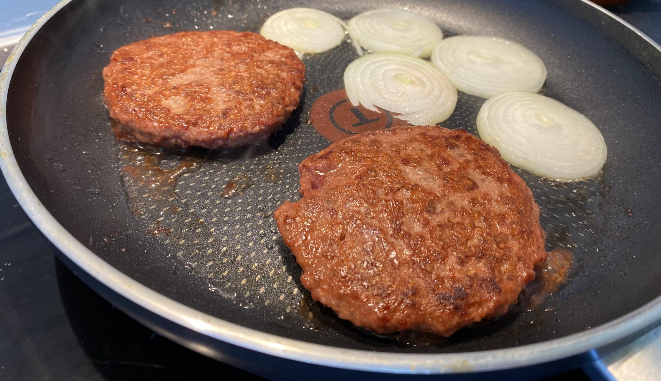 greenforce vegan burger review