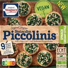 wagner piccolini spinach