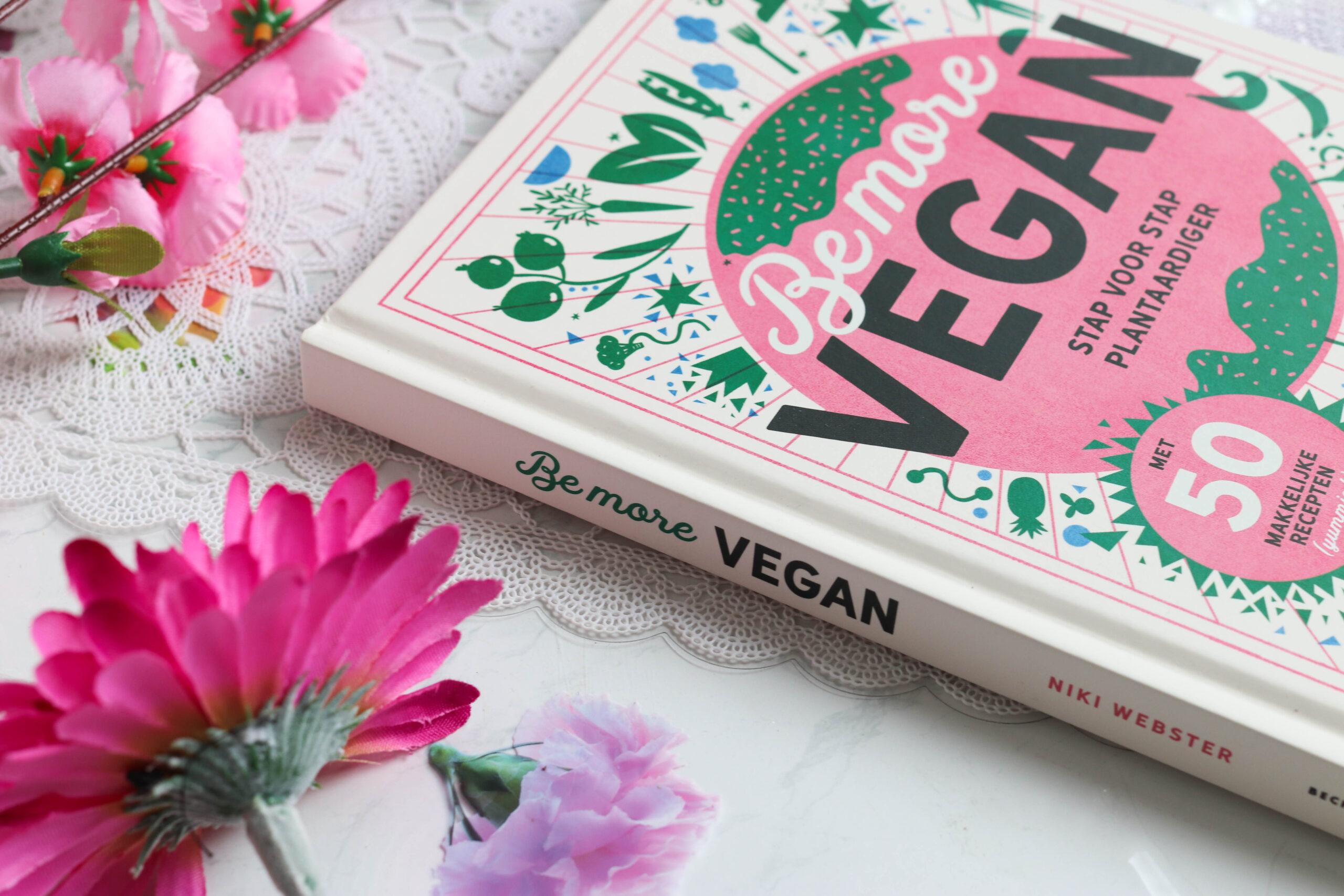 Recensie Be more vegan